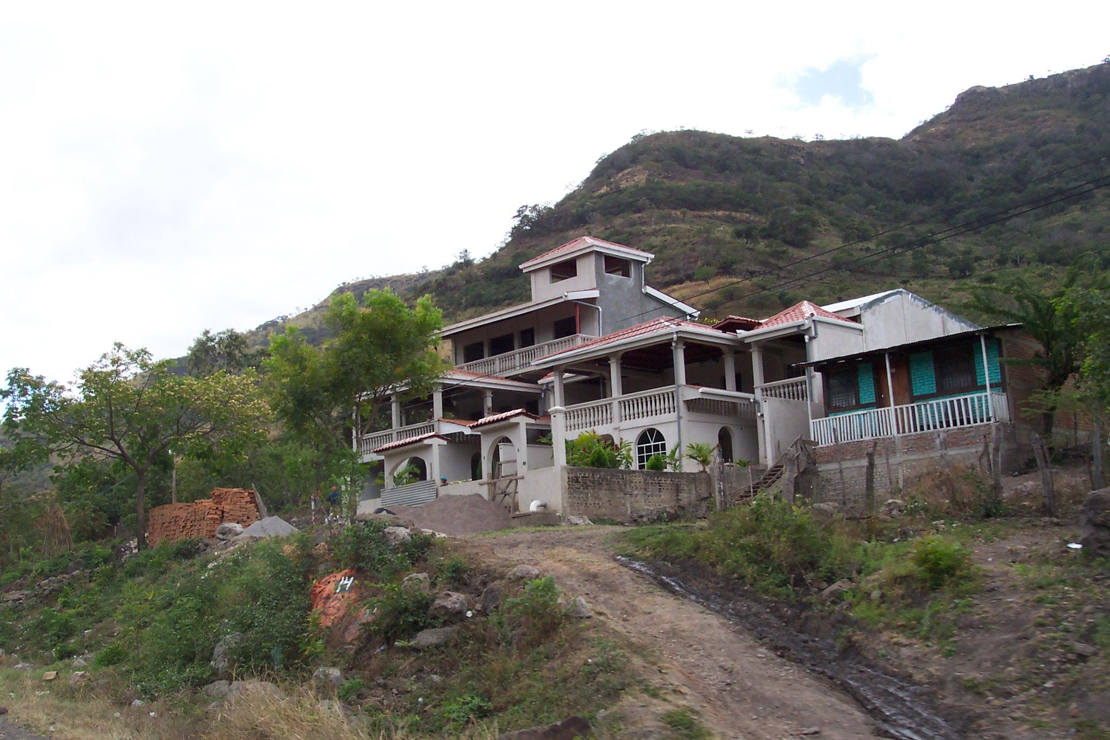 Danli Honduras To Liberia Costa Rica